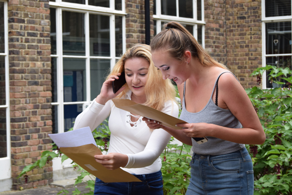 GCSE Examination Results Summer 2016