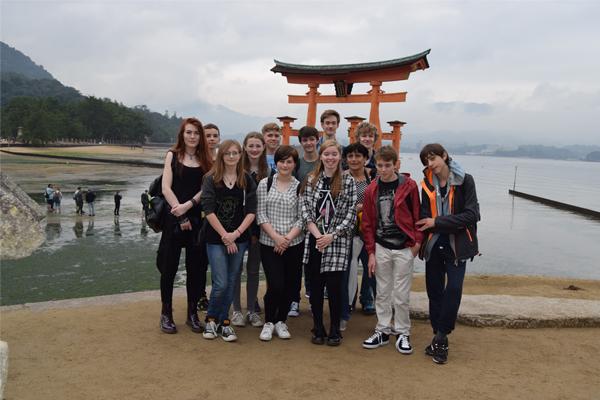 Highcliffe to Hiroshima 2016