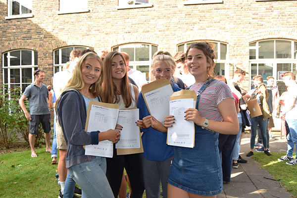GCSE Examination Results Summer 2017