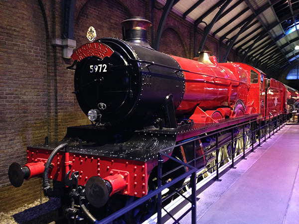 Harry Potter Studios Trip � July 2017