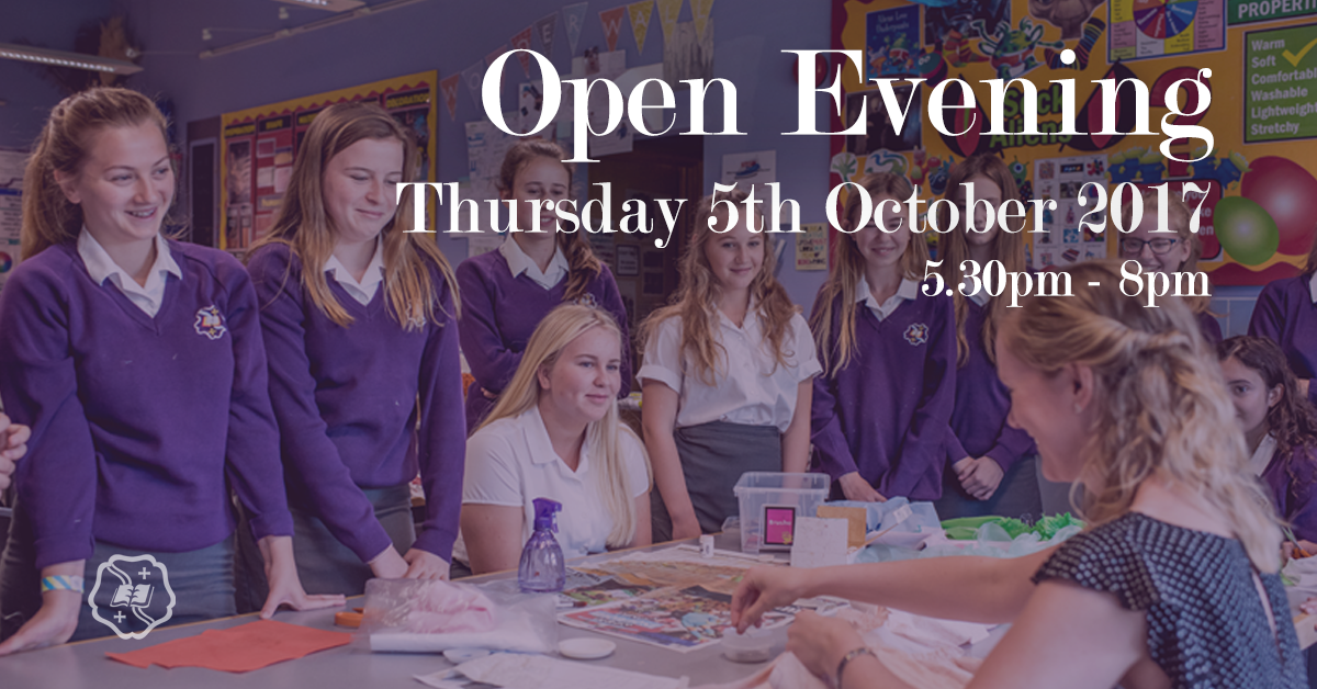 Main School Open Evening 2017