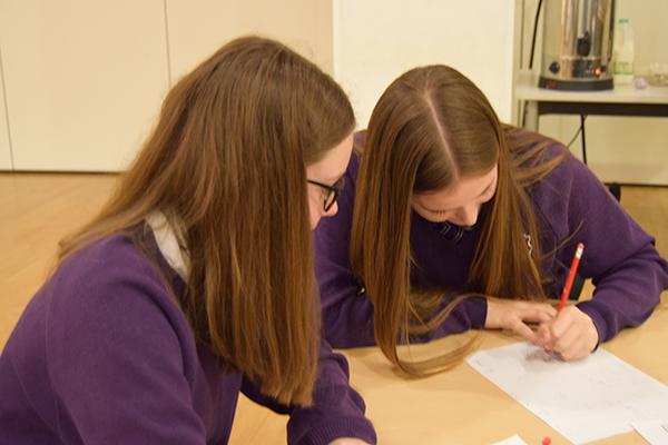 Mathematicians Compete at Blandford School | Highcliffe School