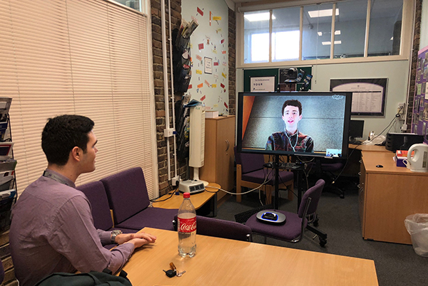 Oxford Languages mock interview for Sixth Former