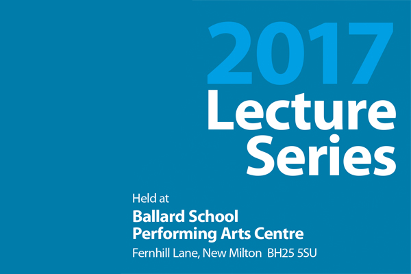 2017 Lecture Series