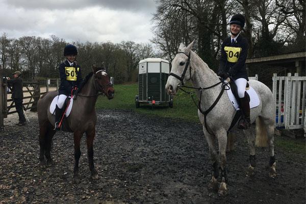 Equestrian Team Triumph Again!