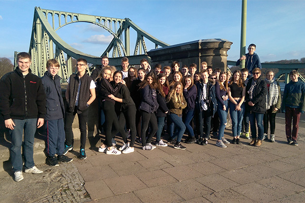Year 10 History Trip to Berlin