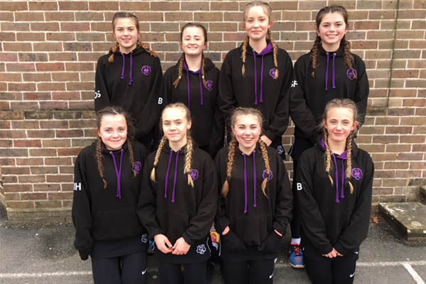 Netball continues on the up�