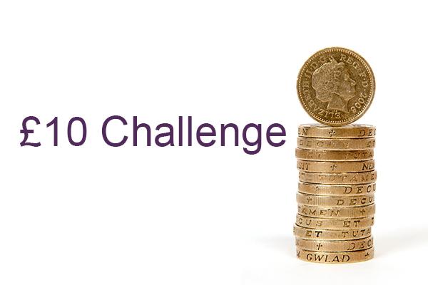 Friends of Highcliffe - �10 Challenge