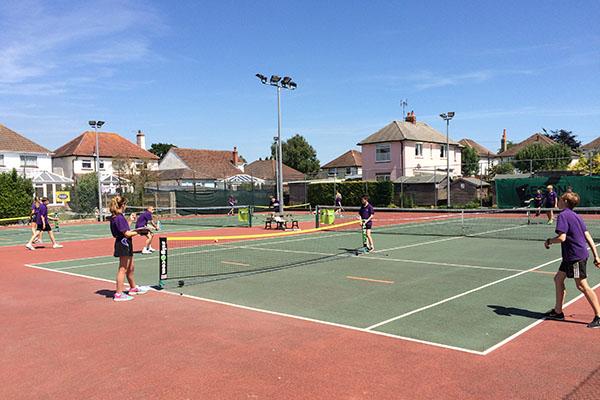 Tennis Season!
